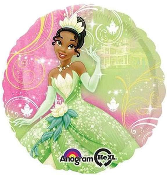 Μπαλόνι Πριγκίπισσα και βάτραχος λαχανί