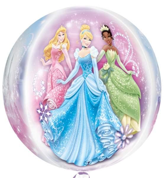 Μπαλόνι Πριγκίπισσες Disney στρογγυλό ORBZ
