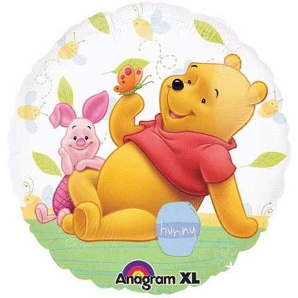 Μπαλόνι Winnie the pooh διάφανο