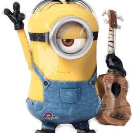 Μπαλόνι Minions με κιθάρα 60 εκ