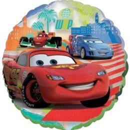 Μπαλόνι Cars Disney διάφανο 45 εκ
