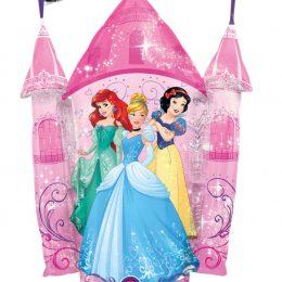 Μπαλόνι κάστρο με πριγκίπισσες Disney 88 εκ