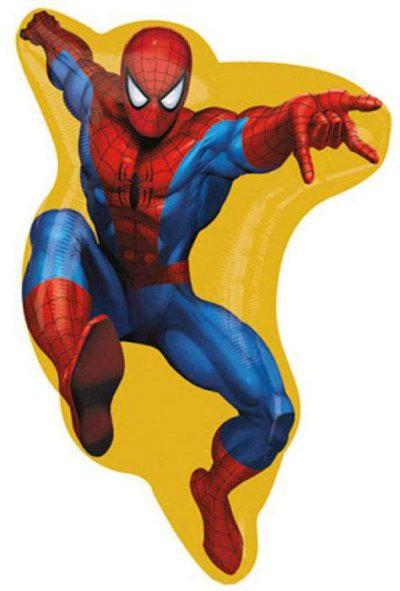 Μπαλόνι Spiderman φιγούρα
