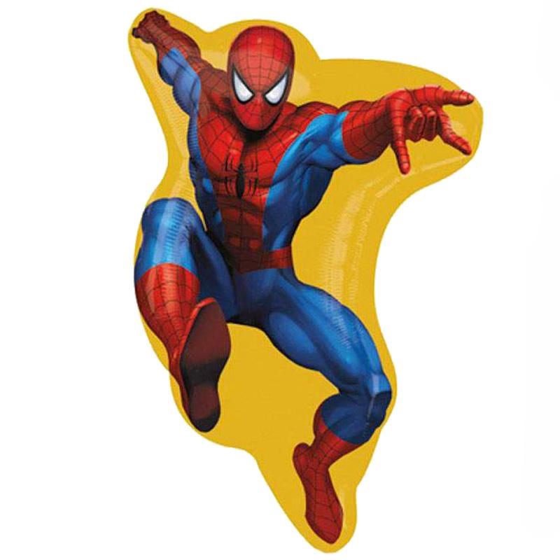 Μπαλόνι Spiderman φιγούρα 67 εκ