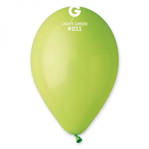 """9"""" Λαχανί λάτεξ μπαλόνι"""
