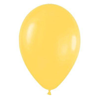 """9"""" Μάνγκο λάτεξ μπαλόνι"""
