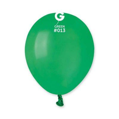 """5"""" Σκούρο Πράσινο λάτεξ μπαλόνι"""