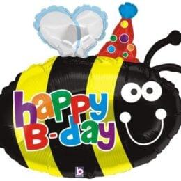 Μπαλόνι Μελισσούλα 'Happy Birthday'