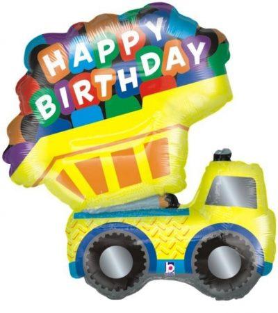 Μπαλόνι Φορτηγό 'Happy Birthday'