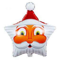 Μπαλόνι αστέρι Άγιος Βασίλης 85 εκ