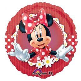 Μπαλόνι Minnie Mouse κόκκινο 45 εκ