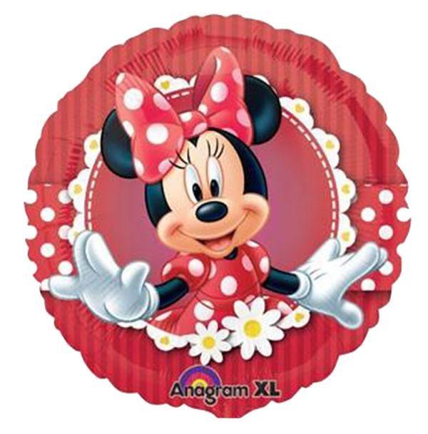 Μπαλόνι Minnie Mouse κόκκινο