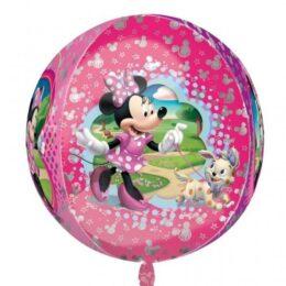 Mπαλόνι Minnie Mouse σκυλάκι ORBZ 40 εκ