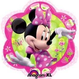 Μπαλόνι λουλούδι Minnie Mouse 38 εκ