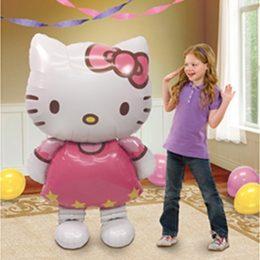 Τεράστιο μπαλόνι Airwalker Hello Kitty 127 εκ