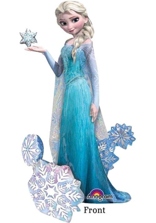 Τεράστιο μπαλόνι Airwalker Frozen Elsa 144 εκ