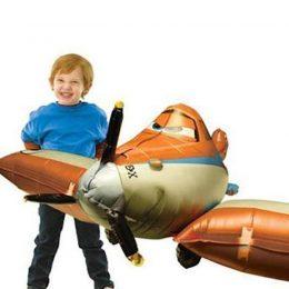 Τεράστιο μπαλόνι Airwalker Αεροπλάνο