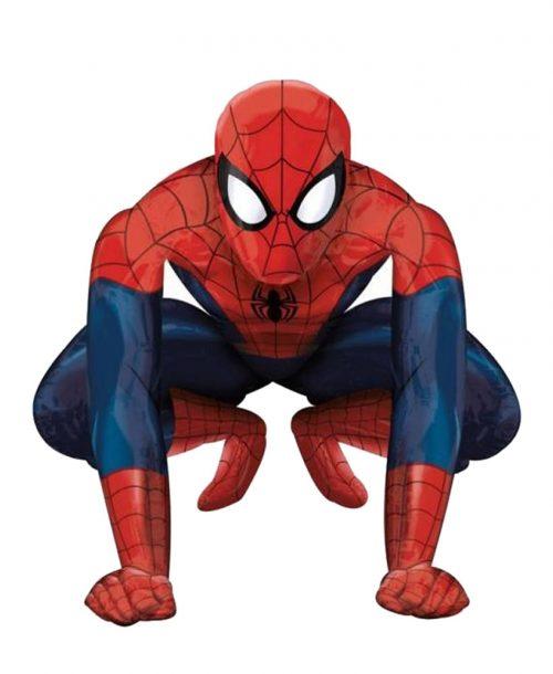 Τεράστιο μπαλόνι Airwalker Spiderman 91 εκ