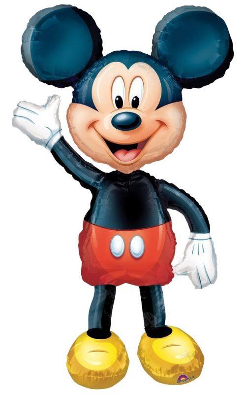 Τεράστιο μπαλόνι Airwalker Mickey Mouse 132 εκ
