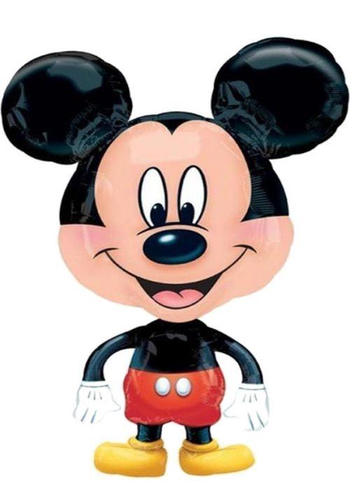 Μεγάλο μπαλόνι Airwalker Mickey Mouse 76 εκ