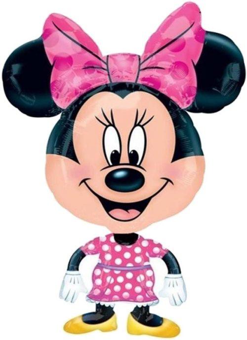 Μεγάλο μπαλόνι Airwalker Minnie Mouse 78 εκ