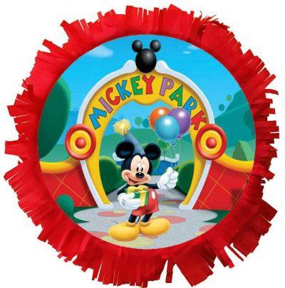 Χειροποίητη Πινιάτα πάρτυ Mickey Mouse