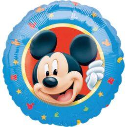 Μπαλόνι Mickey Mouse μπλε 45 εκ
