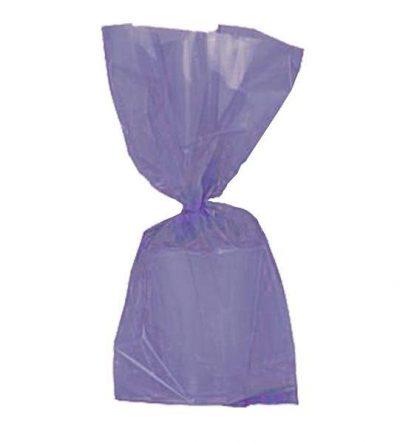Μωβ σακουλάκι για δωράκια πάρτυ (25 τεμ)