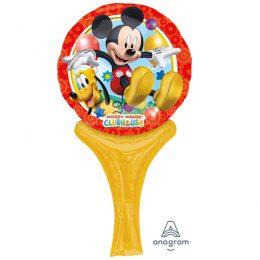 Μπαλονάκι Mickey Mouse με λαβή