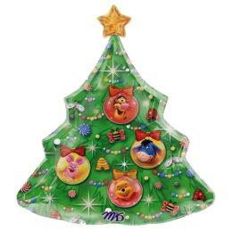 Μπαλόνι Winnie the pooh δέντρο 79 εκ