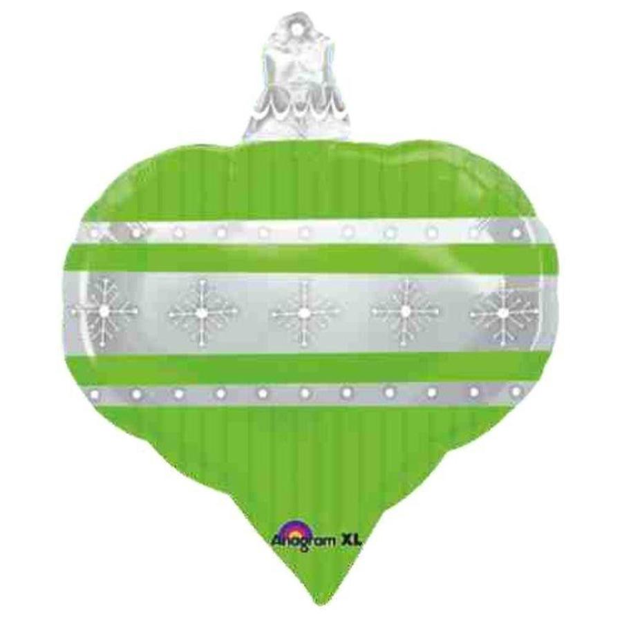 Μπαλόνι πράσινη μπάλα 45 εκ