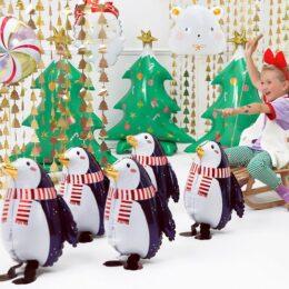 Χριστουγεννιάτικα μπαλόνια