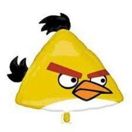 Μπαλόνι κίτρινο Angry Bird