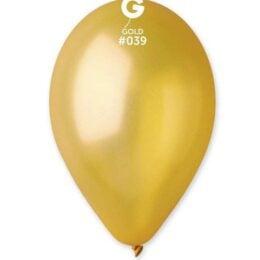 13″ Χρυσό λάτεξ μπαλόνι