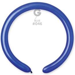 Μπαλόνι κατασκευής μακρόστενο 260 μπλε