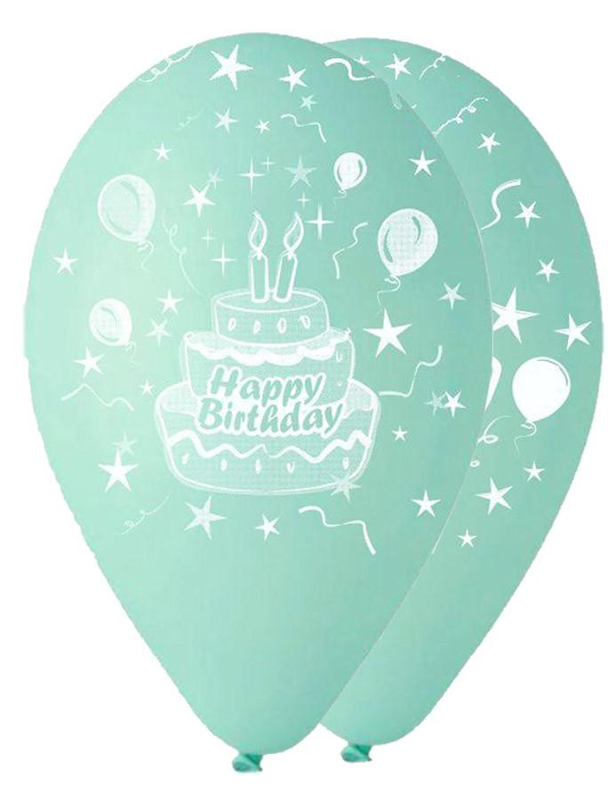 """12"""" Μπαλόνι βεραμάν τούρτα γενεθλίων"""
