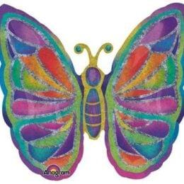 Μπαλόνι Πεταλούδα που ιριδίζει