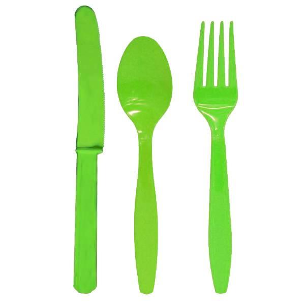 Σετ μαχαιροπίρουνα λαχανί (24 τεμ).