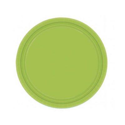Πιάτα πάρτυ μικρά λαχανί (8 τεμ)