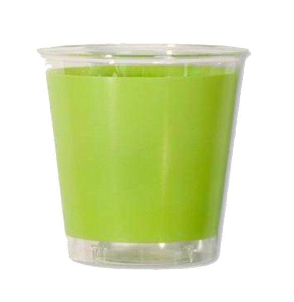 Ποτήρια πάρτυ πλαστικά λαχανί (10 τεμ)