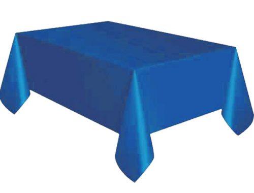 Τραπεζομάντηλο χάρτινο μπλε royal 2,74μ