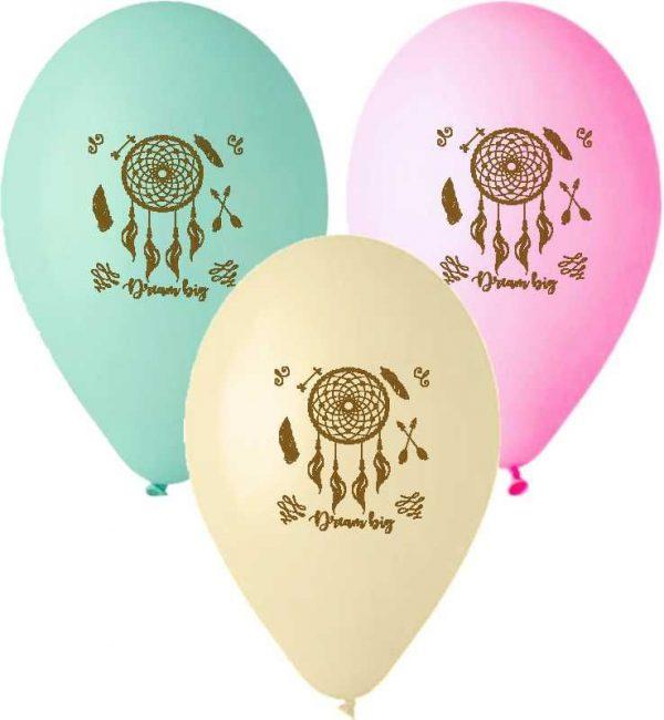 """12"""" Μπαλόνι τυπωμένο Ονειροπαγίδα"""