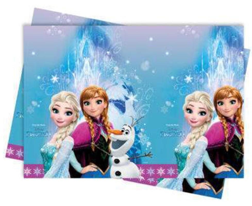 Τραπεζομάντηλο Frozen Elsa & Anna 180 εκ