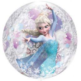 Μπαλόνι Frozen Διάφανο orbz40 εκ