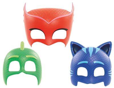 Χάρτινη Μάσκα Pj Masks (3 τμχ)