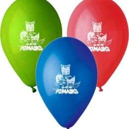 12″ Μπαλόνι τυπωμένο Pj Masks