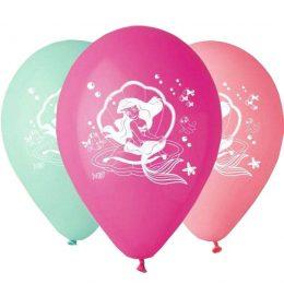 12″ Μπαλόνι μικρή γοργόνα Άριελ