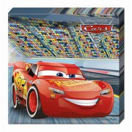 Χαρτοπετσέτες Cars (20 τεμ)