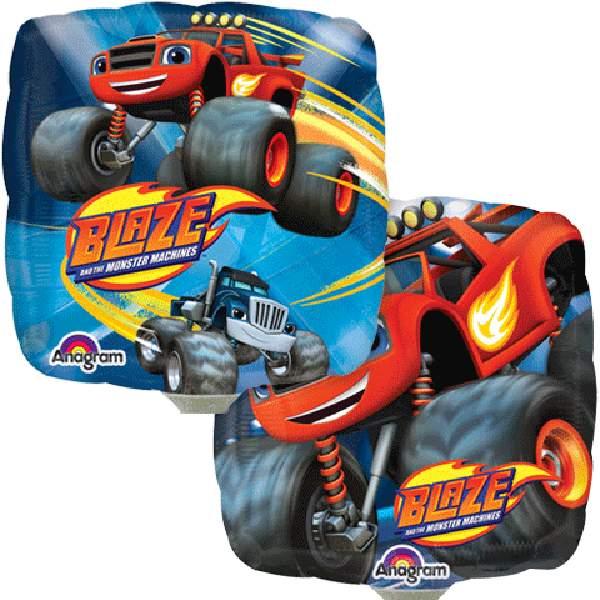 Μπαλόνι Blaze and the Monster Machines 45 εκ