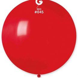 Τεράστιο Κόκκινο μπαλόνι που χωράει άνθρωπο